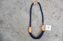 Load image into Gallery viewer, Knitted Necklace