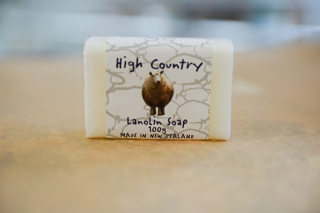 High Country - Soap