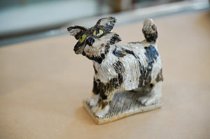 Handmade in New Zealand, Pottery Chesire Cat