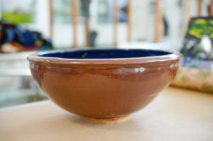 Pottery  Extra Large Bowl