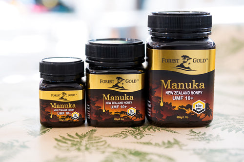 Forest gold Manuka Honey