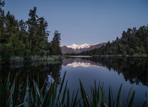Lake Matheson | Fox Glacier
