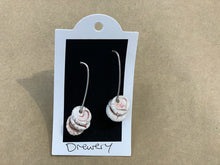 Load image into Gallery viewer, Melanie Drewery Ceramic earrings