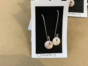 Melanie Drewery Ceramic earrings