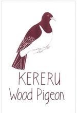 Load image into Gallery viewer, Moa Revival, New Zealand made, NZ Tea towels, Kereru,