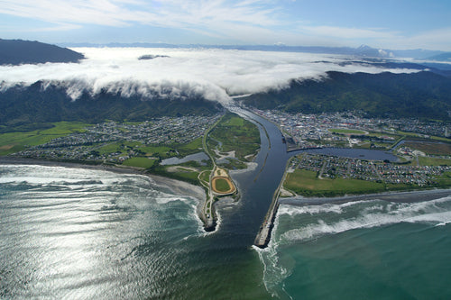 Greymouth Aerial with Barber