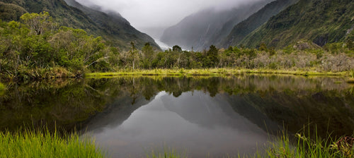 Peters Pool | Franz Josef Glacier
