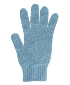 Single thickness glove with elasticated rib cuff.  Sizes - Small, Medium, Large  Colourways - Mist