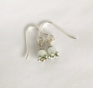Adele Stewart Maker, Handmade in New Zealand, buy NZ made, Shop local, NZ Jasmine, Earrings,