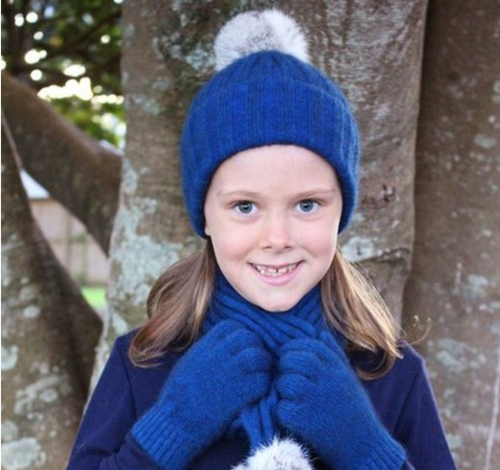 Cottontail Beanie - Childs