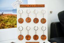 Load image into Gallery viewer, Naturally Wood - Key Ring
