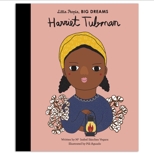 Harriet Tubman, Little People Big Dreams, Book, Childrens Book, Shop Local,