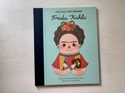 Little People Big Dreams, Shop Local, Frida Kahlo