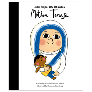 Mother Teresa, Little People Big Dreams, Book, Childrens Book, Shop Local,