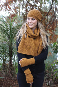 Opito Cable Scarf