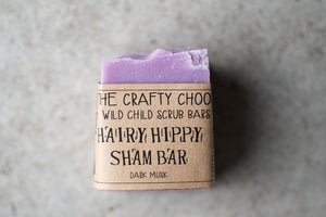 Hairy Hippy Shampoo Bar