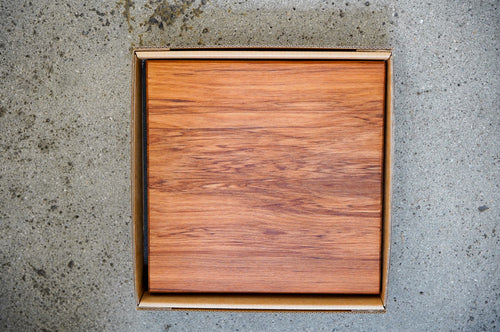 Rimu Square Platter/Cheese Board