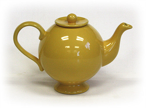 44 Oz. Sunflower Hat Teapot by Hues & Brews
