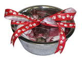 APetProject 1 Quart Pet Bowl & Cookie Cutters Set
