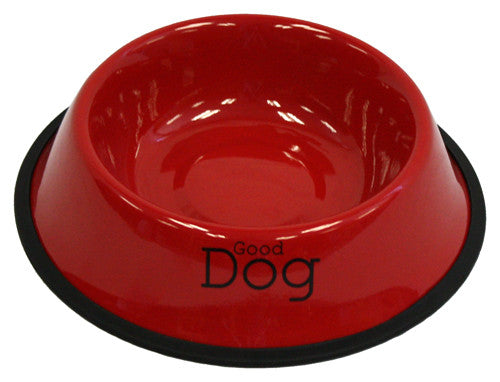 Anti-Skid Dog Bowl