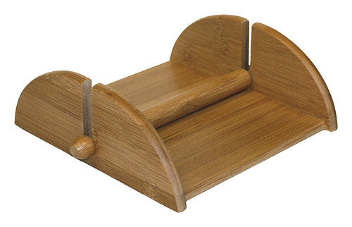 Simply Bamboo Roller Bar Napkin Holder