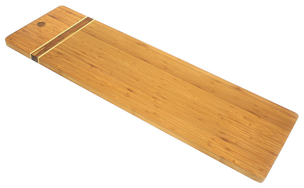 Simply Bamboo 9 x 30 Kona Cutting Board