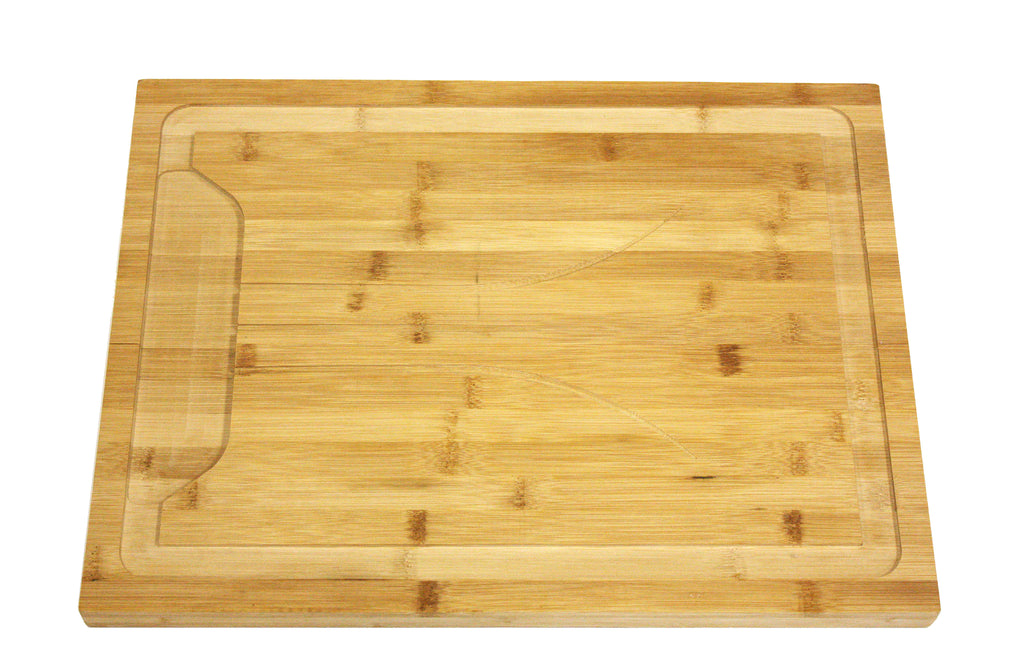 "Simply Bamboo Reversible Large Butcher Block, 20"" x 15"" x 1"""