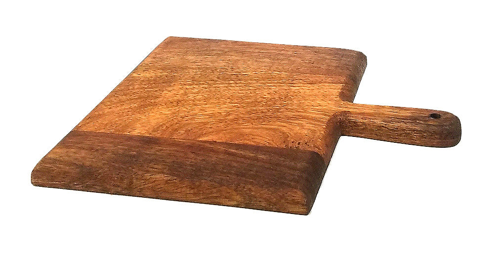 11 Inch Square Paddle Cutting and Serving Board