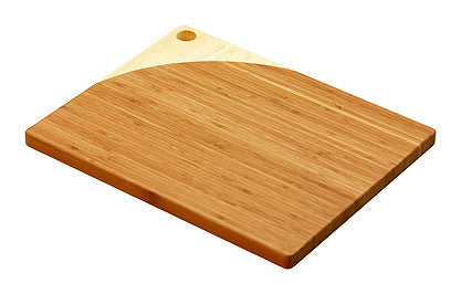 Simply Bamboo Brown Maui Bamboo Cutting Board 1