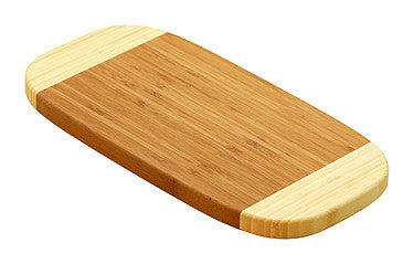 Simply Bamboo Brown Napa Bamboo Cutting Board 1