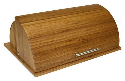 Simply Bamboo Swivel Top Bread Box & Storage Box