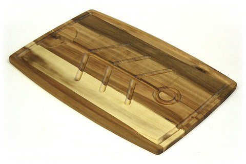 Acacia Turkey / Roasted Meat Cutting and Serving Board