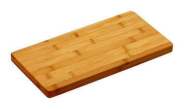 Simply Bamboo Brown Valencia Bamboo Cutting Board 1