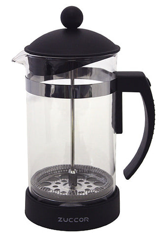 Borosilicate Gourmet Coffee Press Milano