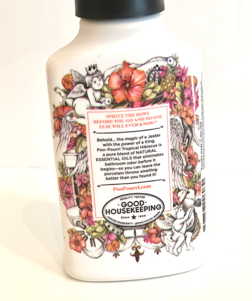 Tropical Hibiscus Poo-Pourri 4oz