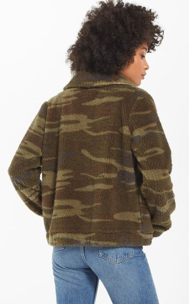 Camo Sherpa by Z Supply