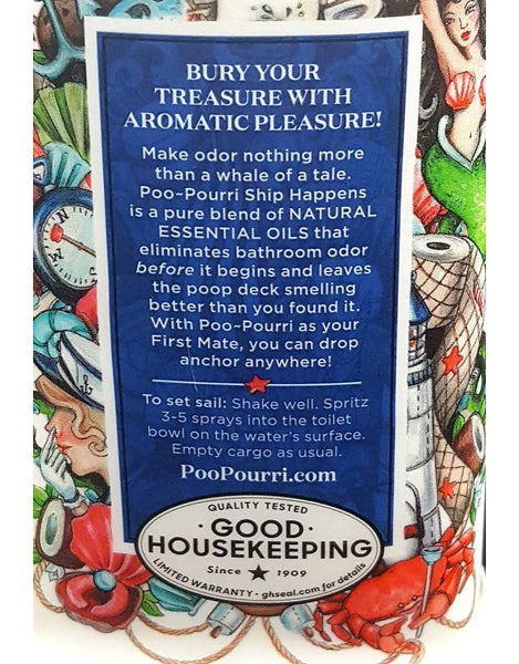 Ship Happens Poo-Pourri 2oz
