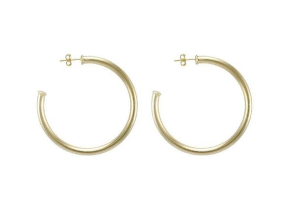 Petite Everybody's Favorite Hoop Earrings by Sheila Fajl