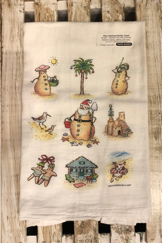 Christmas Dishtowels