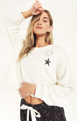 Starry Night Pullover by Z Supply
