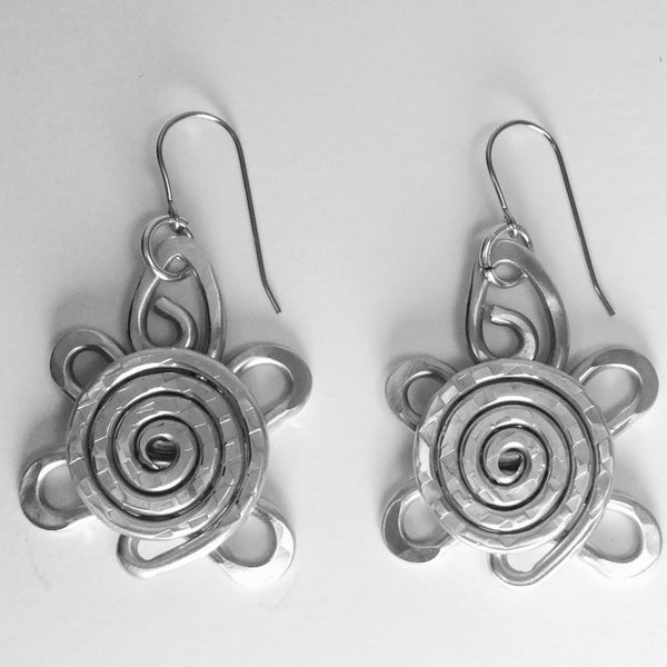 b15fe26dc Turtle Earrings by The Artist Jay – The French Door OBX