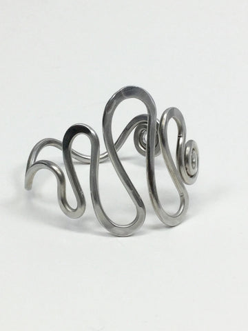 Squiggle Bracelet, by The Artist Jay