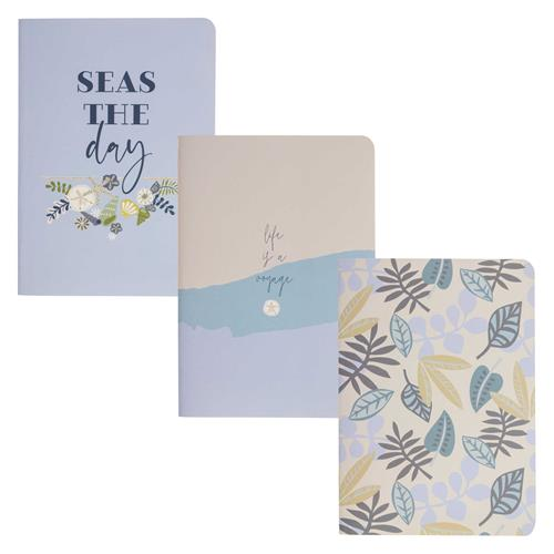 Set of 3 Pocket Notebook