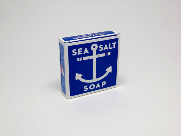 Small Swedish Sea Salt Soap
