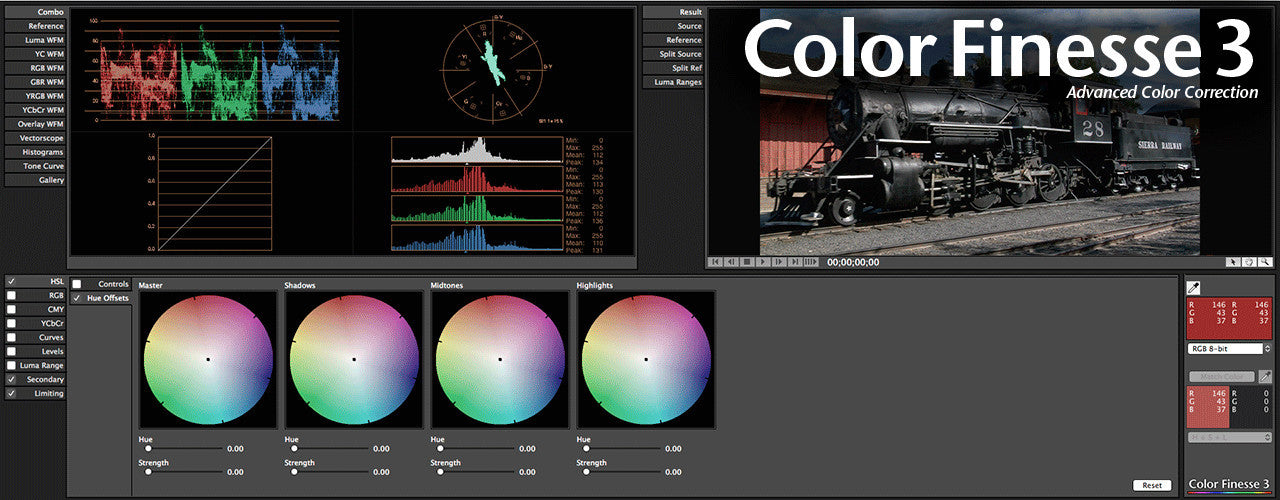 Color Finesse 3 PI – Synthetic Aperture