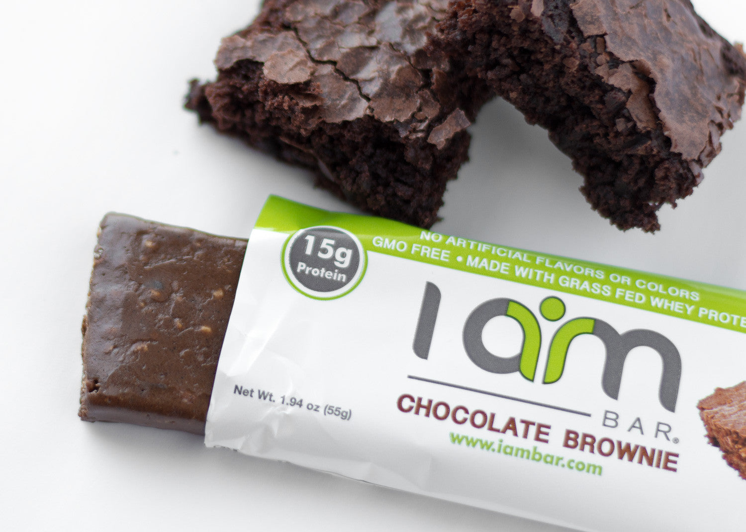 Chocolate Brownie  Protein Bars
