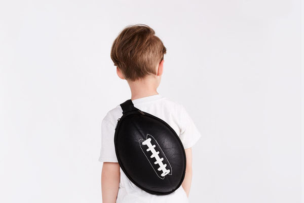 Football Rugby Ball Backpack Gift ideas for Kids