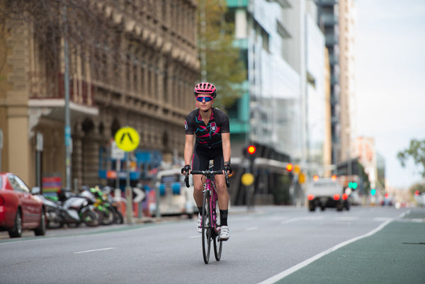 Biketivist Season 2 - The Wicked Pink Jersey