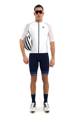 The Pro Bib Short 2.0 (Navy Blue)