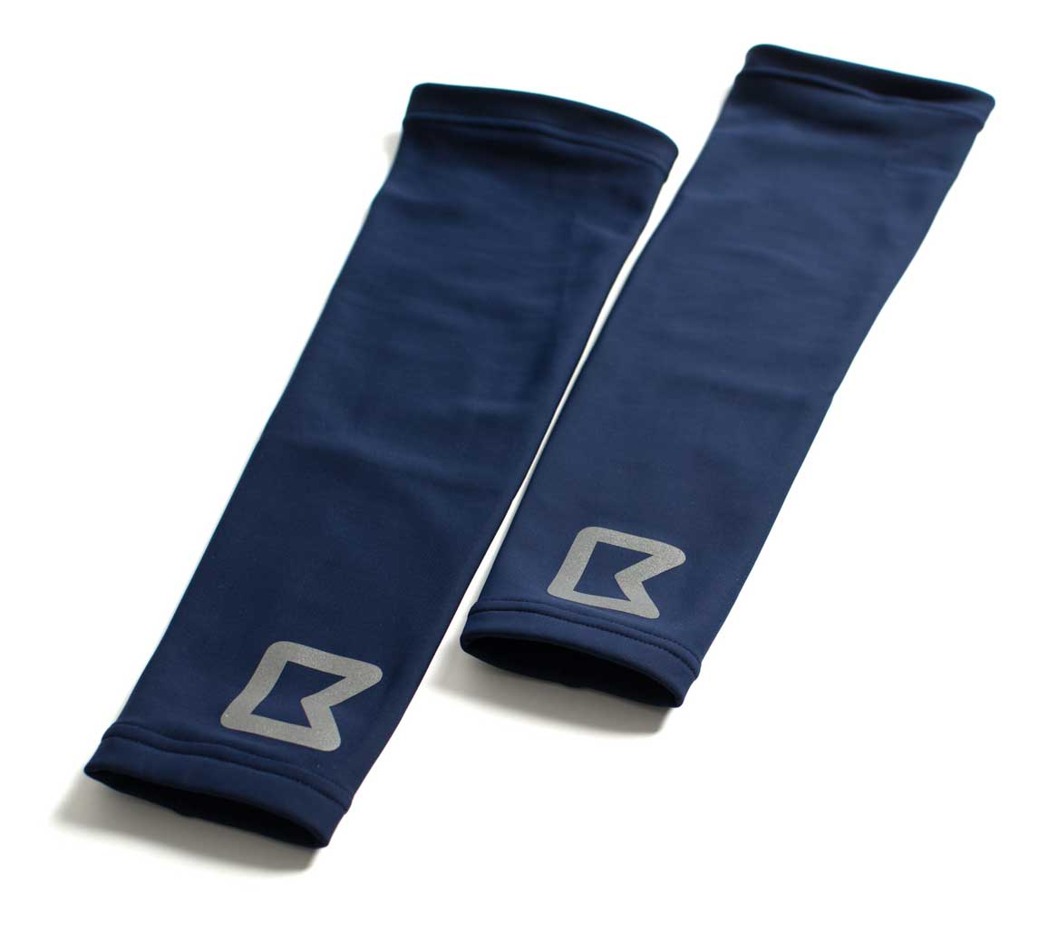 Arm Warmers (Navy Blue)